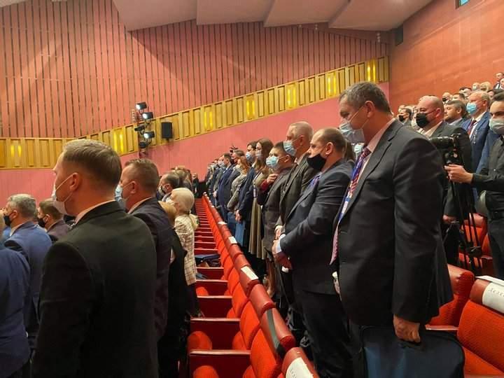 З'їзд суддів у Києві