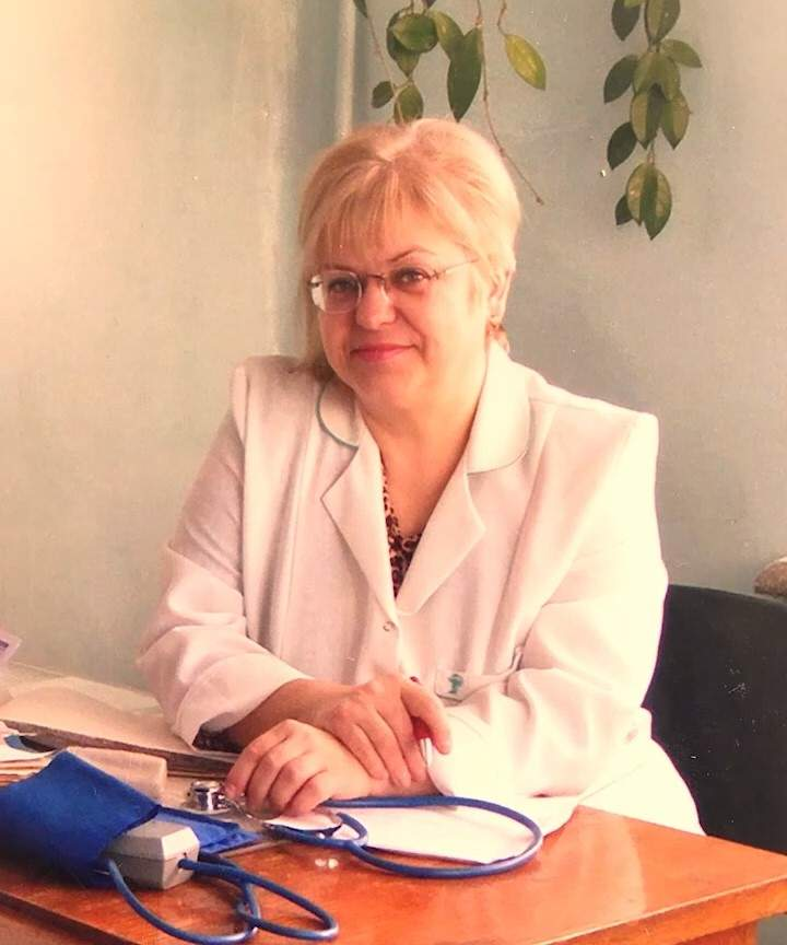 Галина Колянчикова
