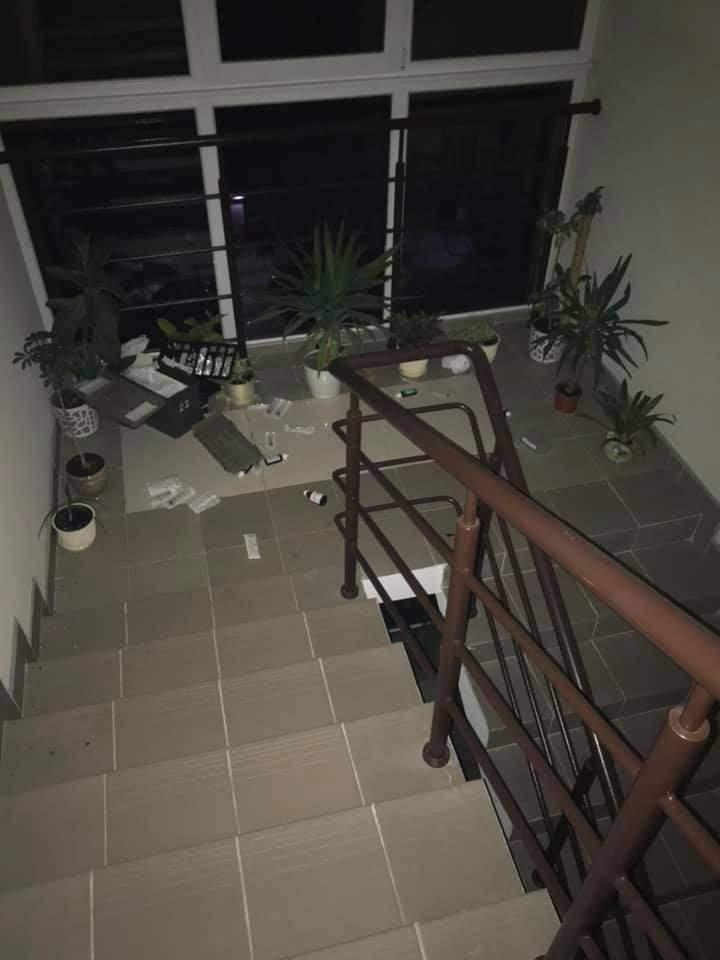 Ліки на сходах