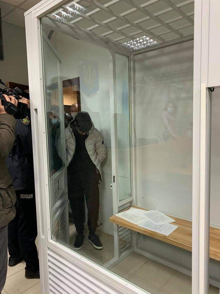 Хенді Алі, суд, Харків, проспект Науки, острівок безпеки, найгучніші ДТП 2020, найрезонансніші ДТП 2020