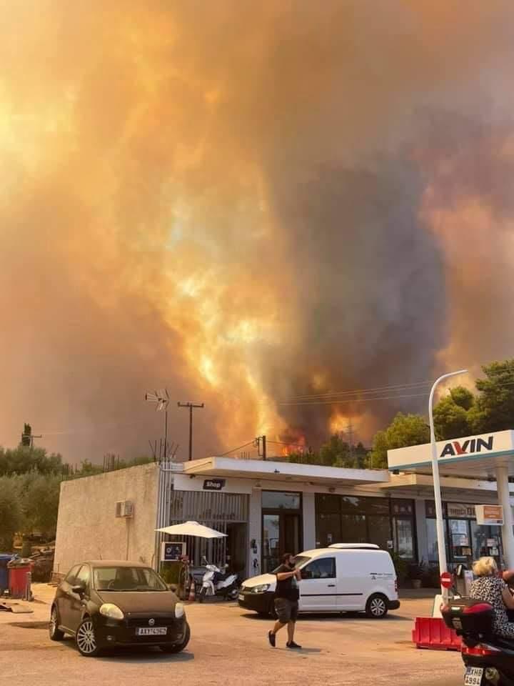 Що відбувається у Греції