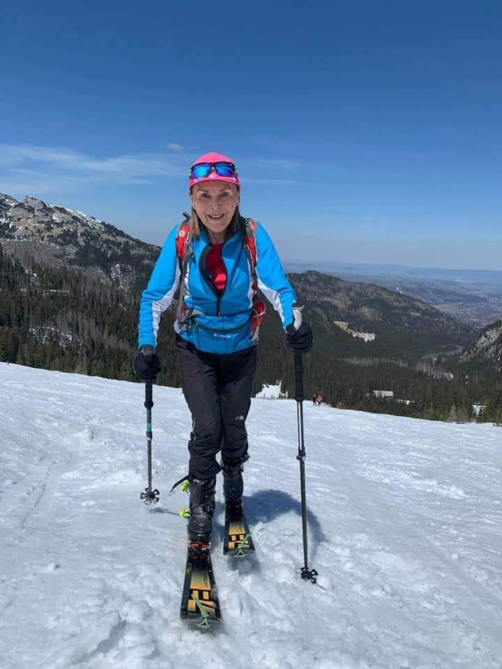 Найшвидша у світі бабуся: 78-річна полька пробігла до вершини гори менш як за 2 години
