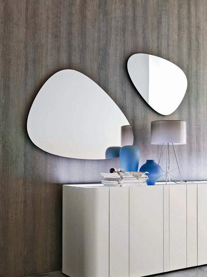 Нестандартне дзеркало оживить інтер'єр
