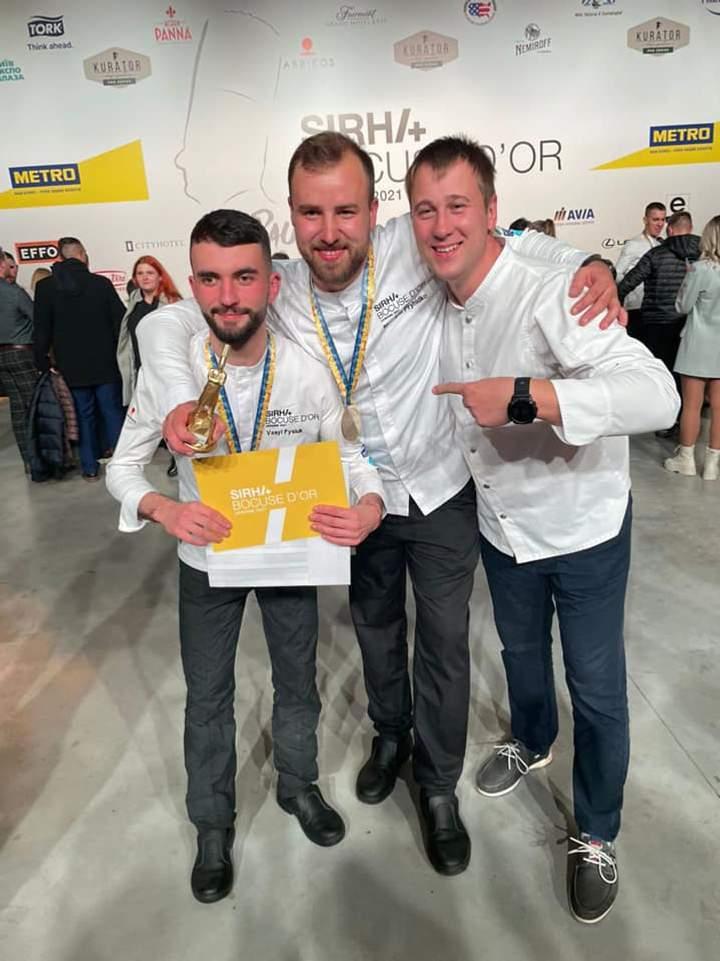 Львівський шеф-кухар представить Україну на міжнародному кулінарному конкурсі