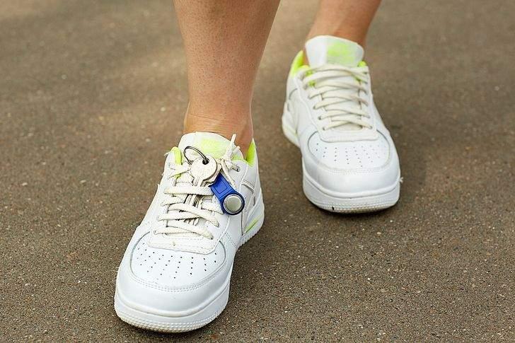 Ключ на взутті