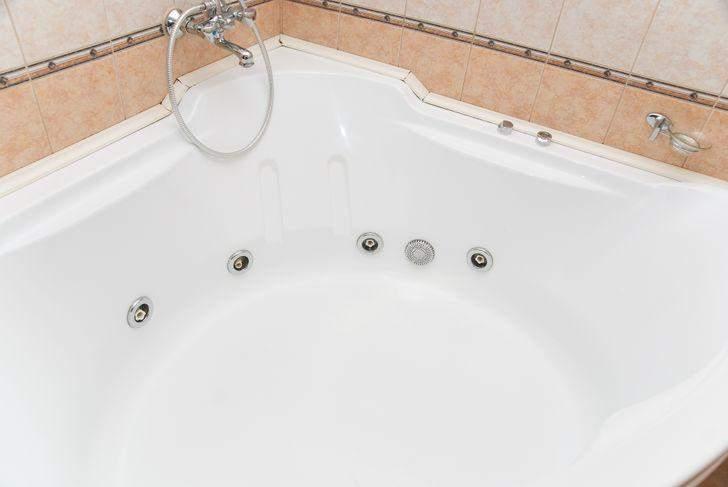 Куточки у ванні
