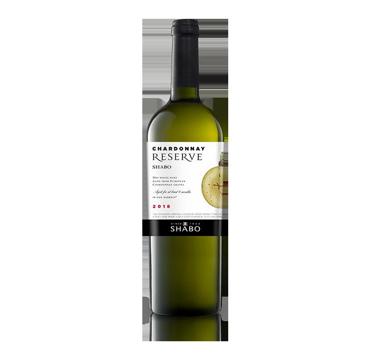 Вино SHABO Chardonnay Reserve