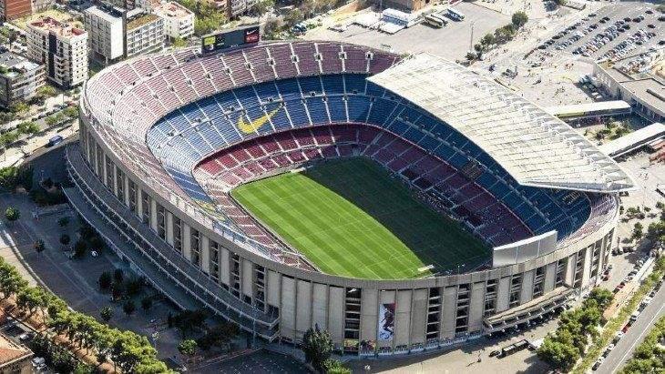 Легендарний стадіон футбольного клубу