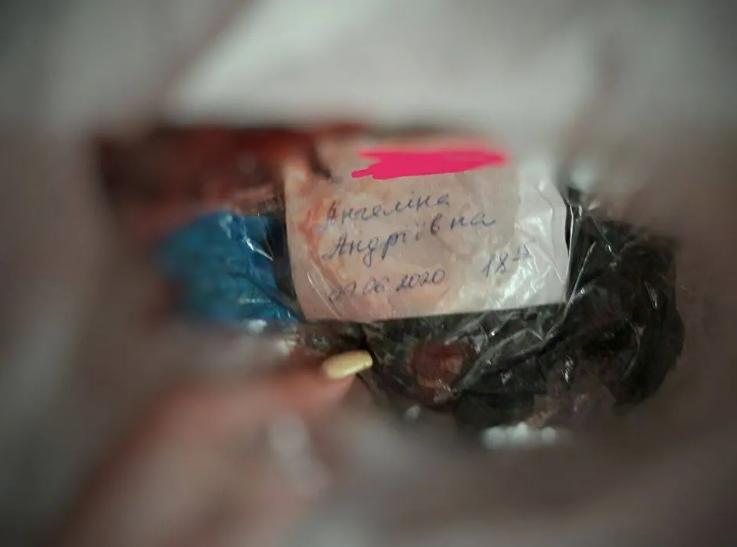 Тіло немовляти віддали в сміттєвому пакеті