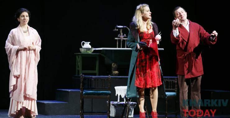 Нема грошей, щоб перекласти вистави Театр Пушкіна в Харкові