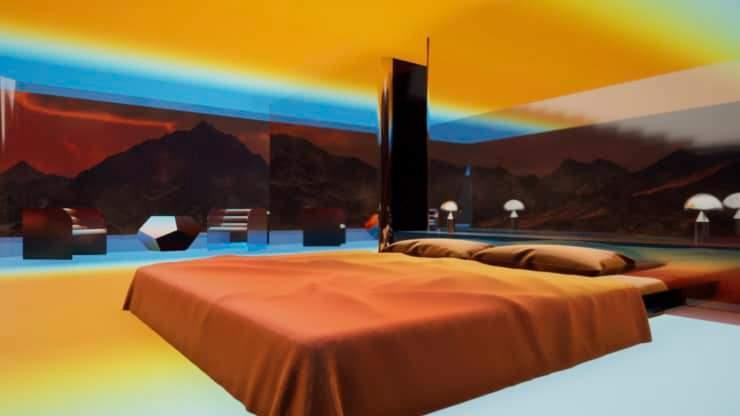 Мебель в цифровом доме