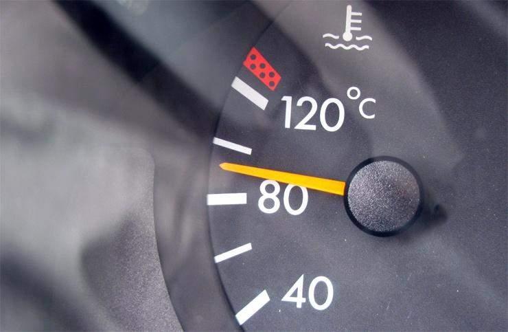 Прогрівання двигуна