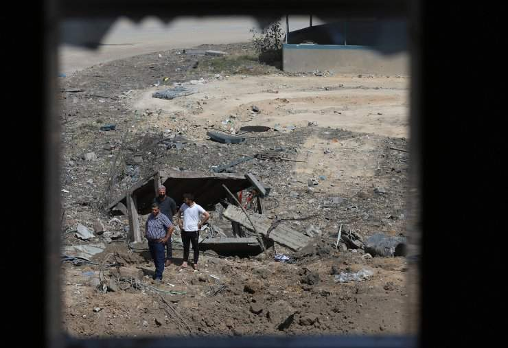 Палестинсько-ізраїльський конфлікт