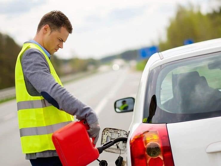 Доставка бензину