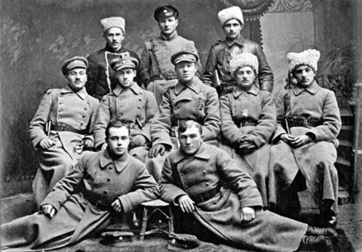 Армія УНР фото військо історія