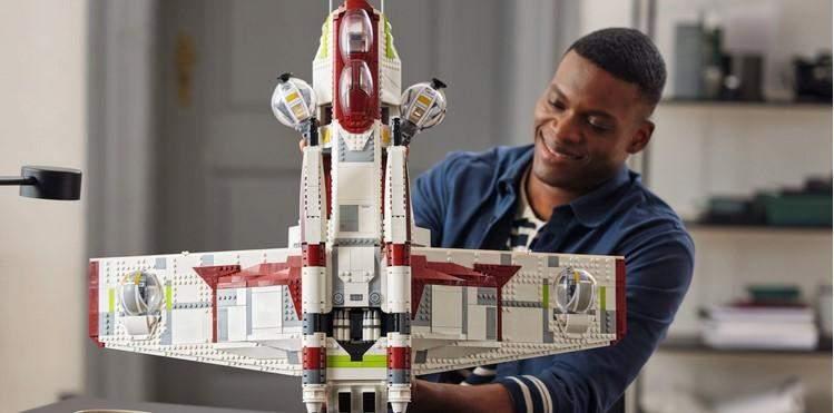 LEGO випустить набір по