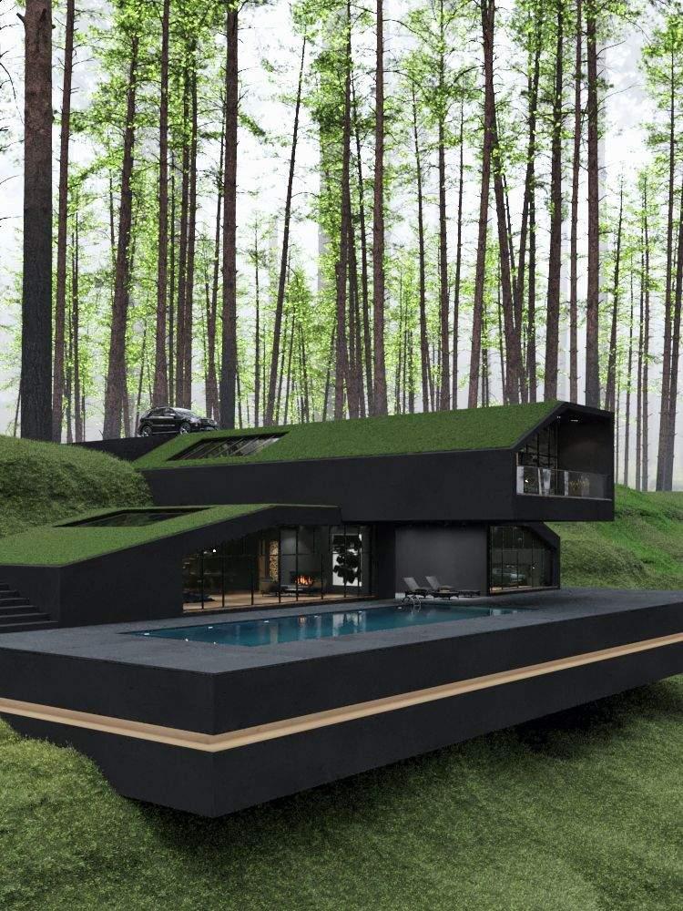 Цей проєкт може стати одним із перлин архітектури / Фото Amazing Architecture