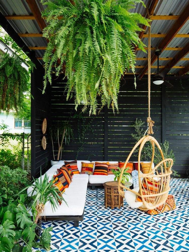 Секрети красивого патіо: як облаштувати стильний внутрішній дворик