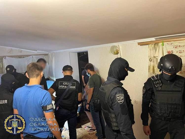 Напад на чиновницю Одеса Прокуратура Поліція 3 серпня 2021