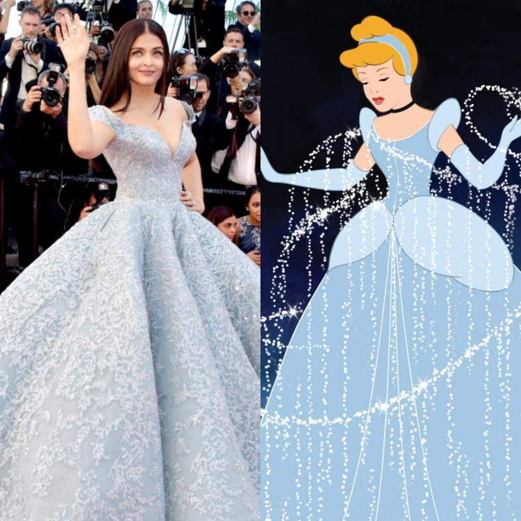 Айшварія Рай у приголомшливій сукні