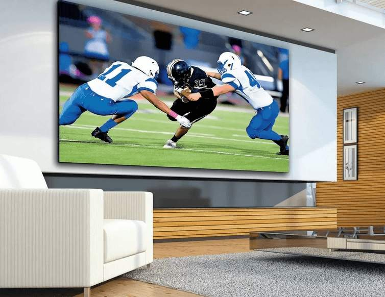 LG представила 325-дюймовий DVLED-телевізор