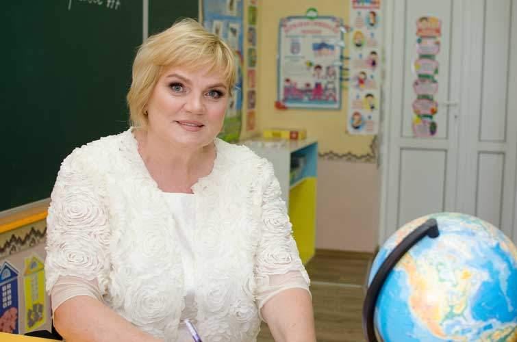 Олена Олейник