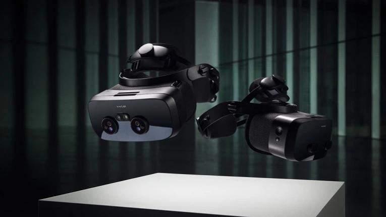 Гарнітури Varjo's new XR-3 та VR-3 headsets