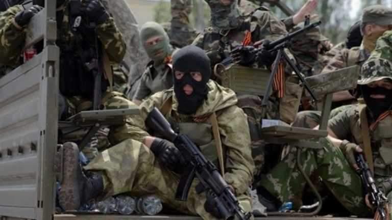 Ротація російських військових