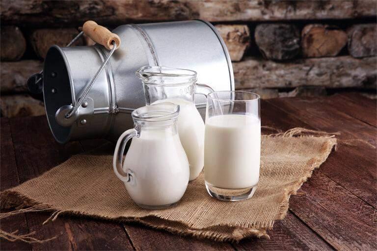 Молоко можно употреблять, если ваш организм хорошо его переносит