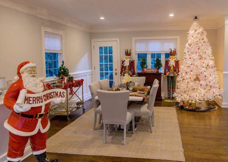 Рождественский декор из любимых сериалов