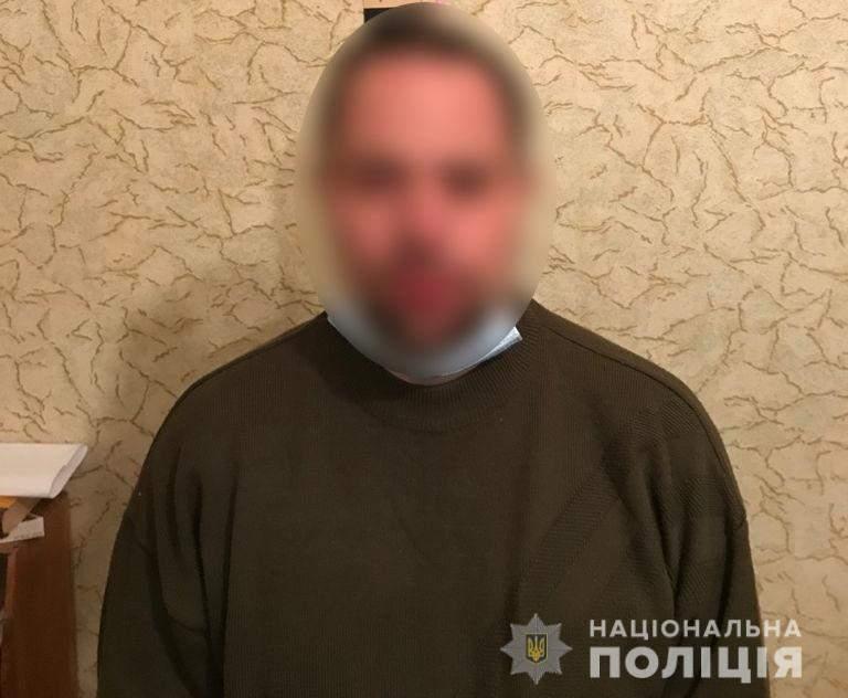 вбивство чоловіка на Київщині
