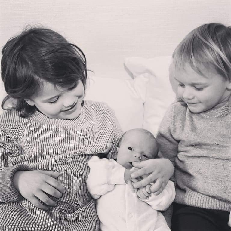Троє синів принцеси Софії