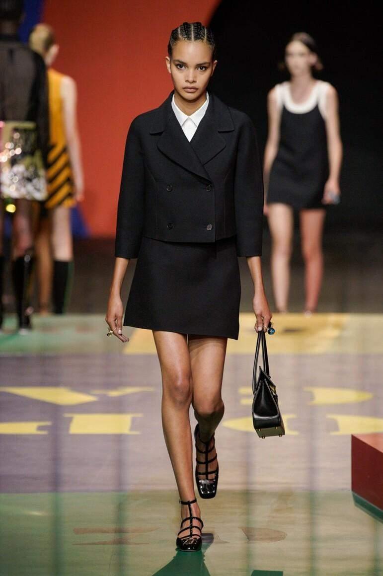 Показ Dior колекції весна – літо 2022