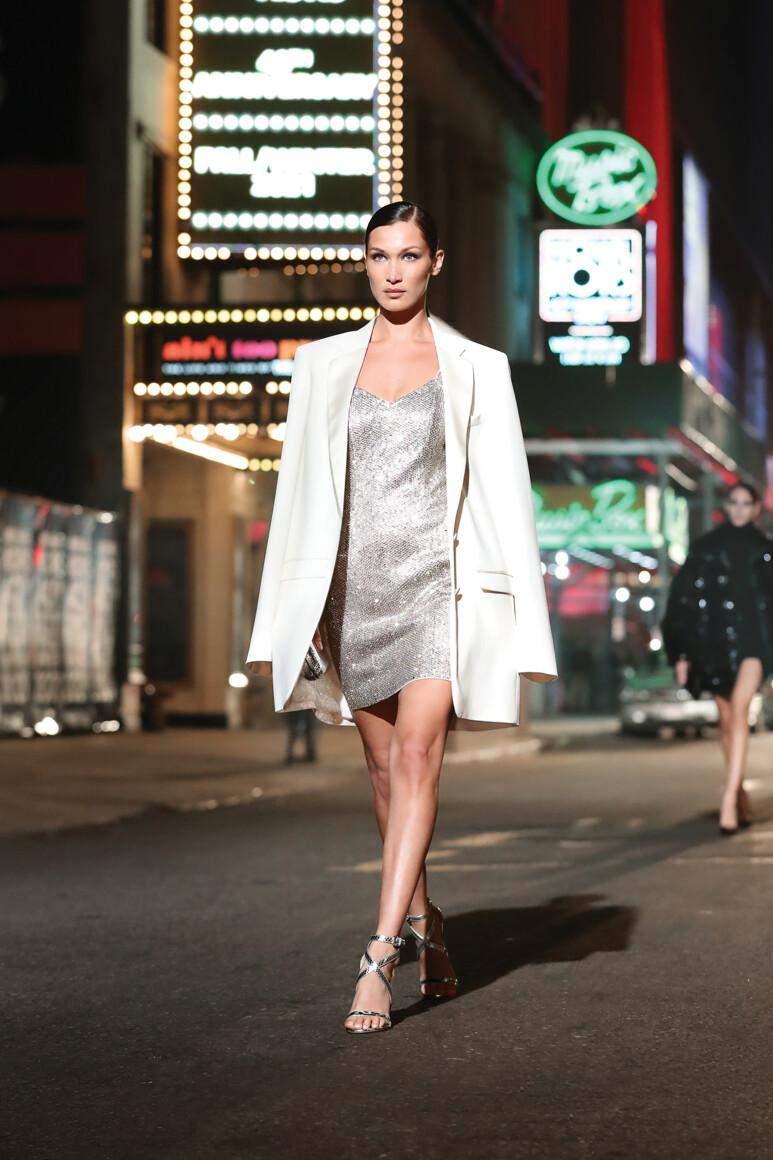 Ювілейна колекція Michael Kors / Vogue