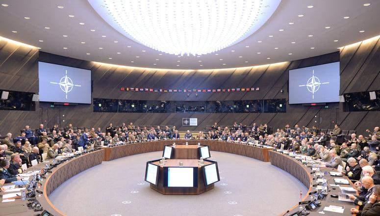 Засідання Військового комітету НАТО