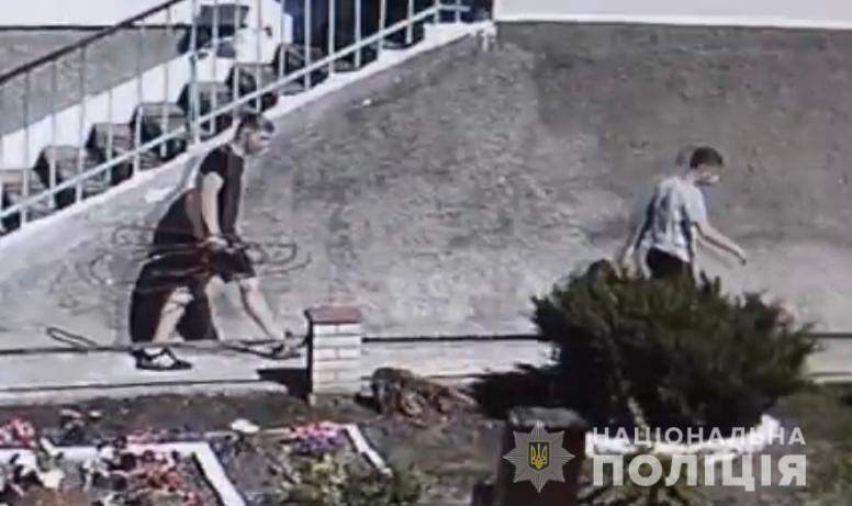 Крадіжка у лікарні у Жмеринці