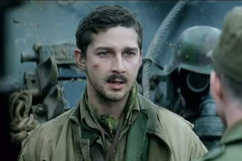 Шая Лабаф у фільмі