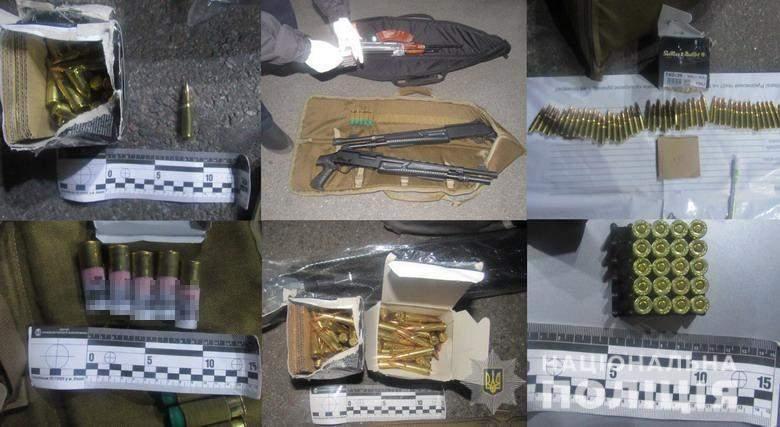 Київ, зброя, стрілянина в ресторані SHEF, затримали уродженця Донбасу