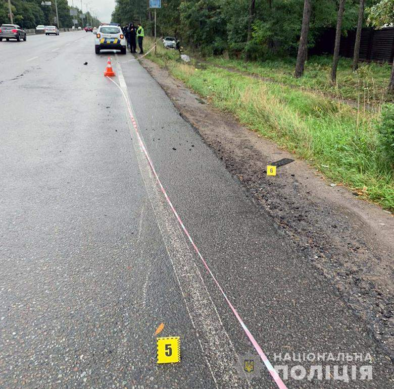 ДТП, Київ, перехрестя Великої Кільцевої дороги та вулиці Газопровідної, жертви, розслідування, порушення правил