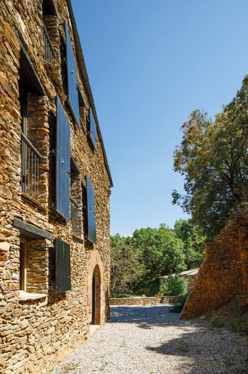 Старовинна сімейна резиденція / Фото Dwell