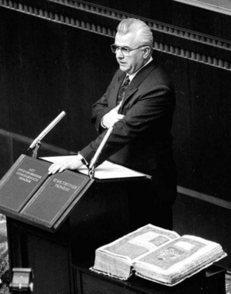 Кравчук став президентом України