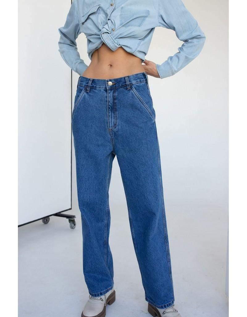 Як правильно носити джинси з низькою посадкою