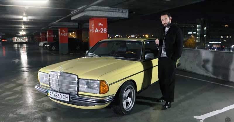 Авто Дубінського фото машина