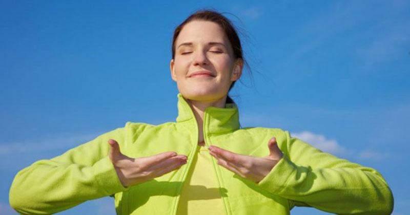 Потрібно тренуватися і виконувати дихальні вправи