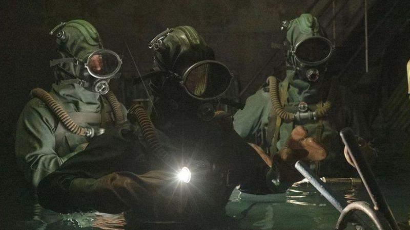 Чорнобильські водолази