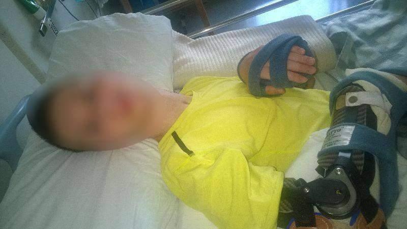 Реабілітація Дитина Лікування Параліч ДТП Аварія Одеса Підліток Травми