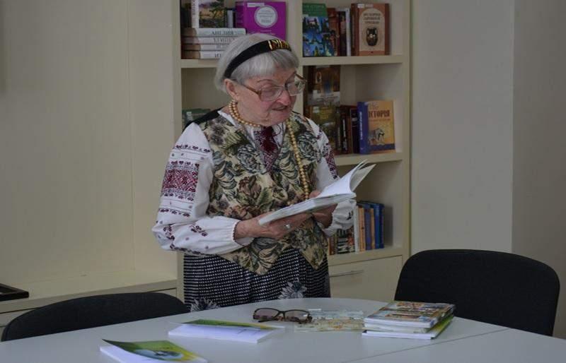 Марія Засіменко-Бонацька померла у 2020 році