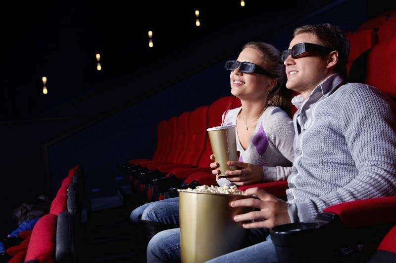 Подарите любимому билет в кинотеатр