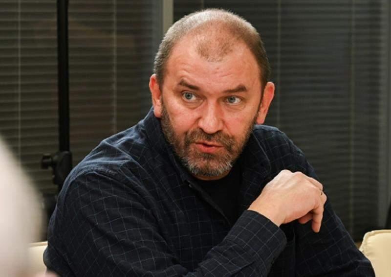 Олександр Казаков - секретар президії об'єднаної партії