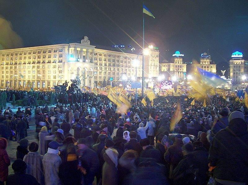 30 років Незалежність Українотворчі процеси 24 серпня 2021 Помаранчева революція